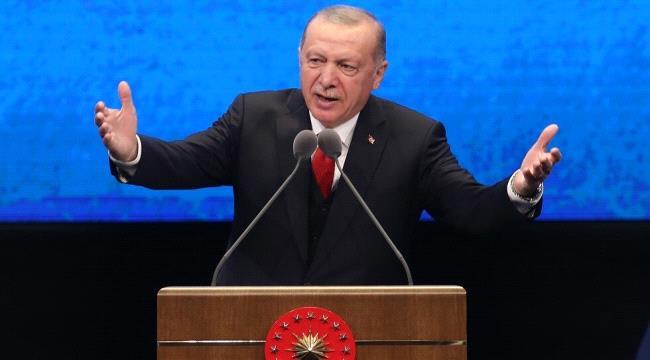 في تصريحات عدائية للسعودية  .... أردوغان يقول: ( الكعبة تشعر بالحزن بسبب أداء عدد محدود  فريضة الحج للعام الحالي.. وتركيا مصدر أمل لكافة المظلومين )