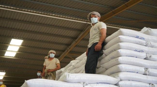الغذائي العالمي: لدينا شبكة مستودعات لضمان الجهود الإغاثية